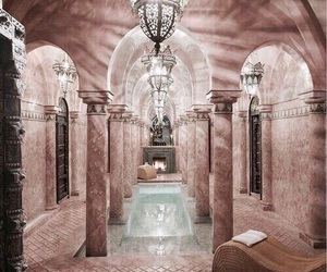 luxury, pink, and rose gold image