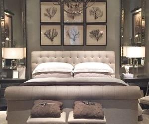 bedroom, interior, and decor image