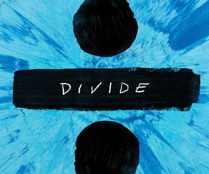 album, divide, and ed sheeran image
