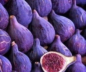 purple, fig, and fruit image