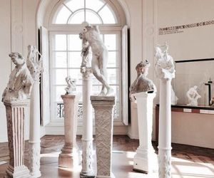 art, aesthetic, and museum image