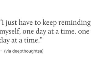 deep, just, and keep image