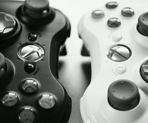 game, xbox, and Xbox 360 image