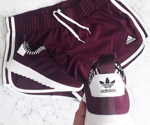 adidas, shoes, and clothes image