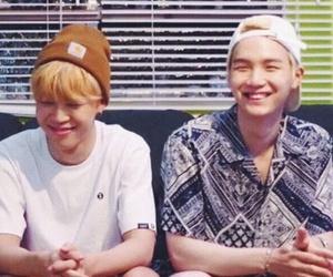 bts, yoonmin, and jimin image