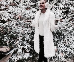 josephine skriver, fashion, and winter image