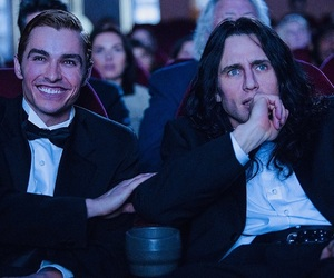 james franco, the room, and dave franco image