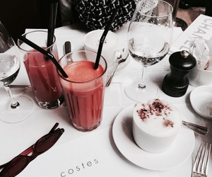 drink, food, and coffee image