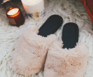 candle, fashion, and winter image