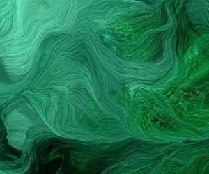 green, wallpaper, and art image