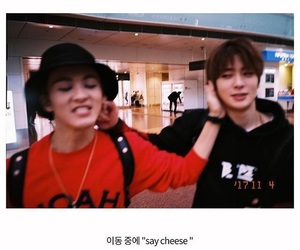 mark, jaehyun, and nct image