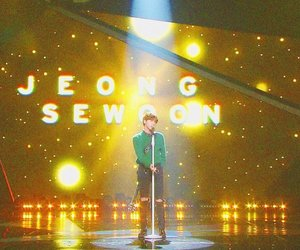 sewoon and jeong sewoon image
