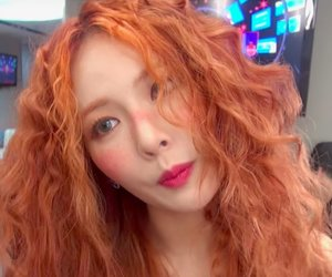 hyuna, kpop, and icon image
