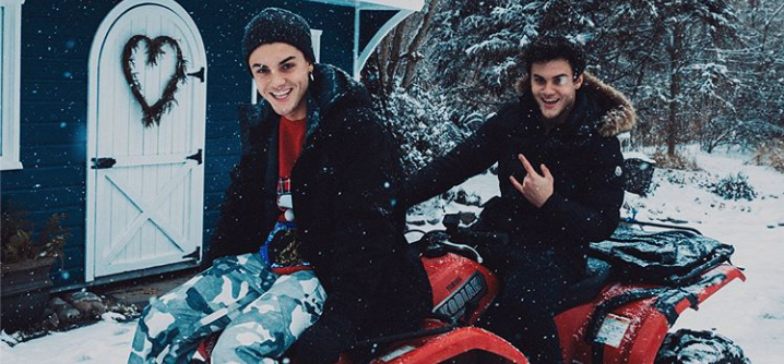 article, birthday, and grayson dolan image