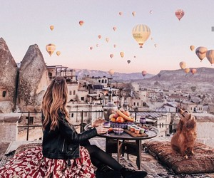 cappadocia and turkey image
