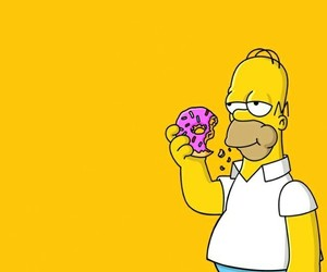 simpsons, homer, and homer simpson image