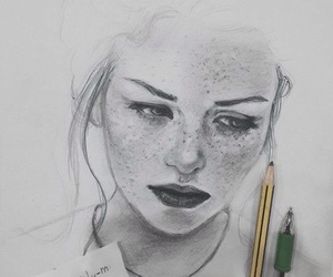 art, drawing, and girly_m image