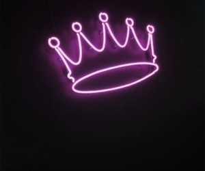 crown and purple image
