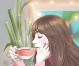background, cartoon, and design image