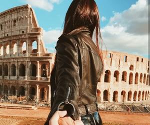 italia, italy, and roma image