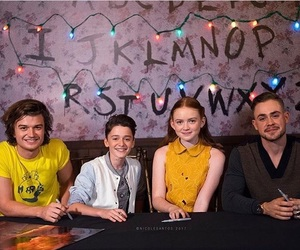 eleven, netflix, and mike wheeler image