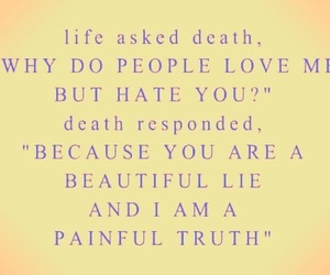 life, death, and quotes image