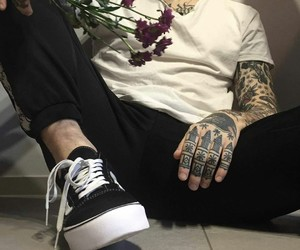 tattoo, aesthetic, and grunge image