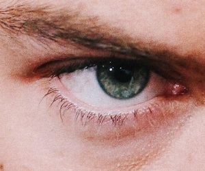 Harry Styles and eye image