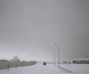 dark, iceland, and photography image