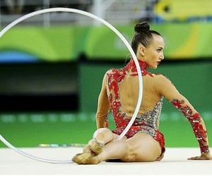 hoop, olympic games, and rio 2016 image