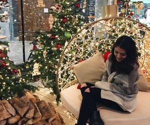 christmas and whi christmas vibes 2017 image