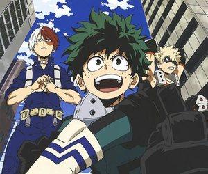 my hero academia, anime, and boku no hero academia image