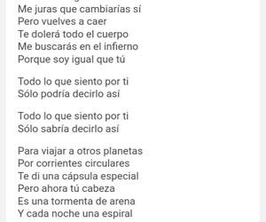 amor, cancion, and letra image
