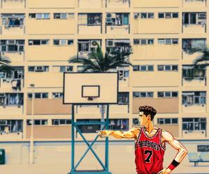 anime, Basketball, and edit image