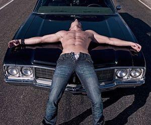 supernatural, Hot, and Jensen Ackles image