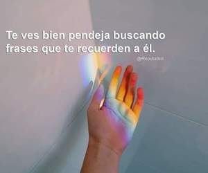 arcoiris, frases, and tumblr image