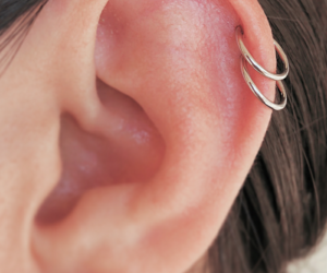 diy, double, and ear image