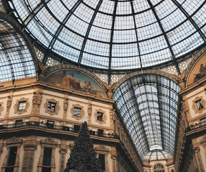 christmas, fashion, and milan image