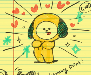 bts, chimmy, and jimin image