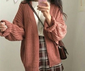 asian, fashion, and outfit image