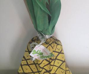 bottle, gift, and packing image