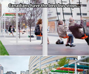 canada, funny, and awesome image