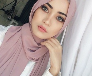 hijab and scarf image
