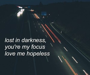 quotes, hopeless, and tumblr image