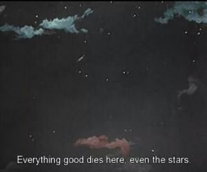 stars, die, and quotes image