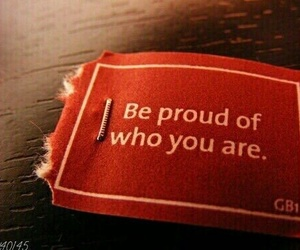 be proud, gryffindor, and red image