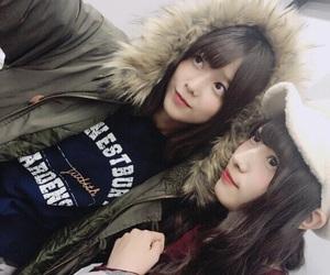girls, かわいい, and 欅坂46 image