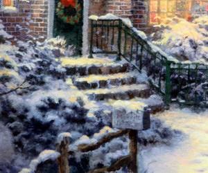 art, beautiful, and christmas image