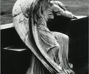 angel and sculpture image