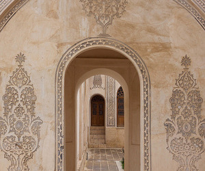 architecture, door, and patterns image